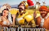 The Riches Of Don Quixote онлайн - рейтинговая флеш-игра от Playtech